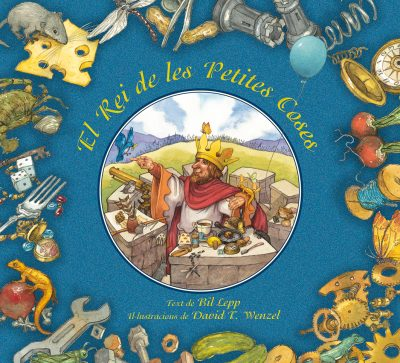 El Rei de les Petites Coses_CUBIERTA.qxd:Layout 1