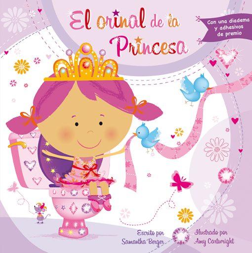 El orinal de la princesa - cob.indd