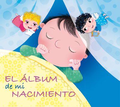El album de mi nacimiento_cubierta.indd