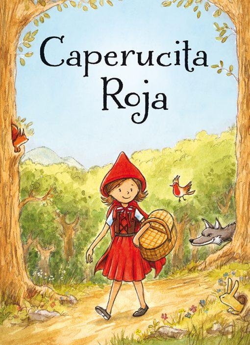 Caperucita roja - coberta.indd