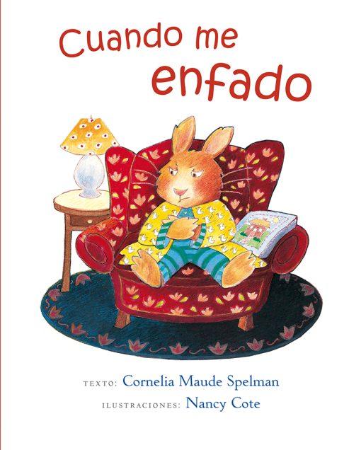Cubierta CUANDO ME ENFADO.indd