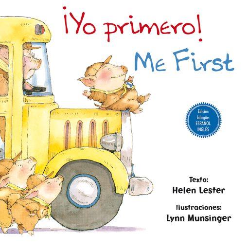 ¡YO PRIMERO! - Cubierta.indd