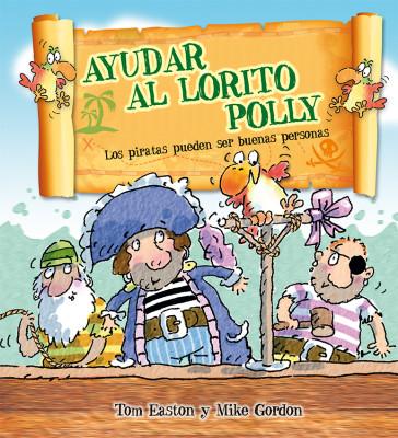 Ayudar al lorito Polly_Cubierta.indd