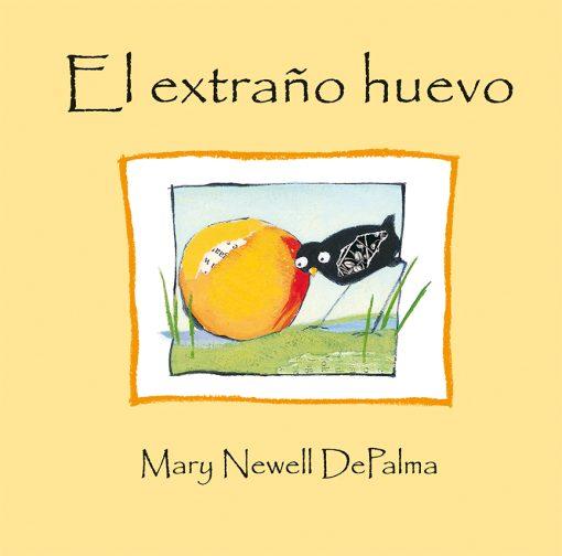 EL EXTRAÑO HUEVO_Cubierta.indd
