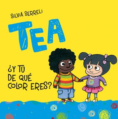 TEA. ¿Y tu de que color eres?_CUBIERTA.indd