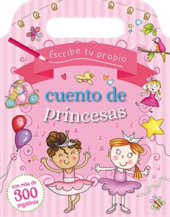 Escribe tu propio cuento de princesas