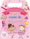 Escriu el teu propi conte de princeses