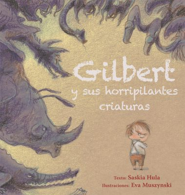 Gilbert y sus horripilantes criaturas_CUBIERTA.indd