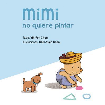 MIMI no quiere pintar_CUBIERTA.indd