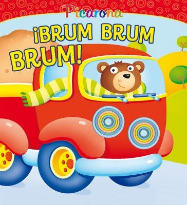 ¡BRUM BRUM BRUM!_Caratula.indd
