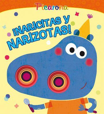 ¡NARICITAS Y NARIZOTAS!_Caratula.indd