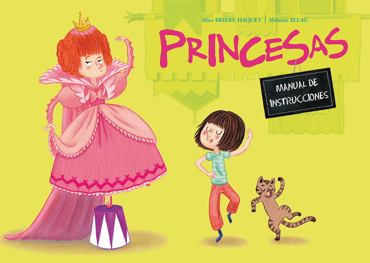 Resultado de imagen de manual de instrucciones princesas