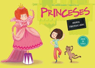PRINCESES. MANUAL D INSTRUCCIONS_Cubierta.indd