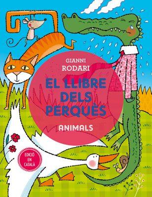 El llibre dels perques • Animals_CUBIERTA.indd