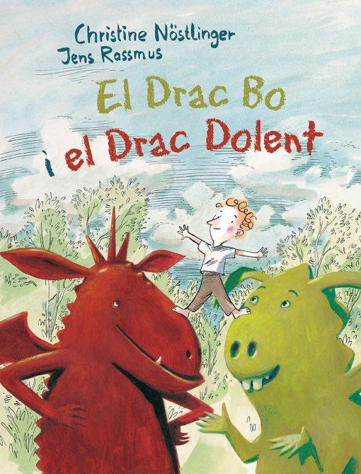 El Drac Bo i el Drac Dolent_COBERTA.indd
