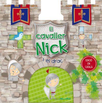 El cavaller Nick i el drac_CUBIERTA CARATULA.indd