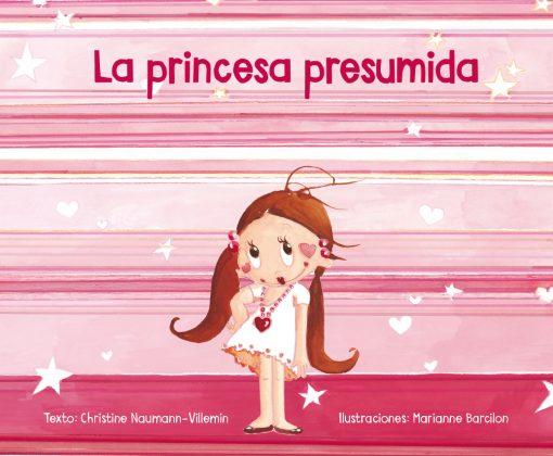 LA PRINCESA PRESUMIDA_Cubierta.indd