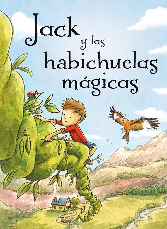Jack y las habichuelas mágicas   Picarona   Libros infantiles