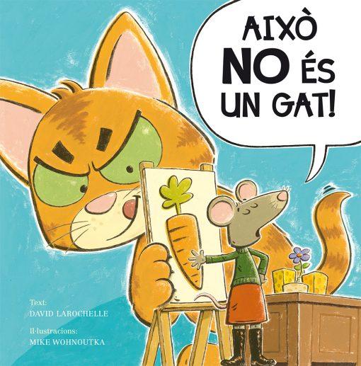Aixo no es un gat_COBERTA.indd