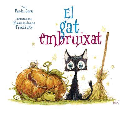 EL GAT EMBRUIXAT_Cubierta.indd