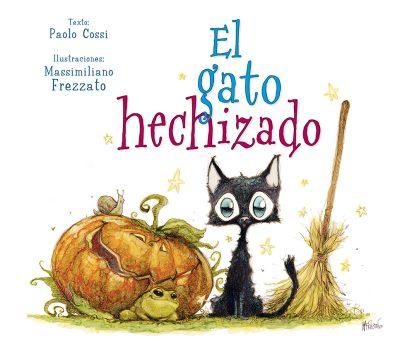 EL GATO HECHIZADO_Cubierta.indd