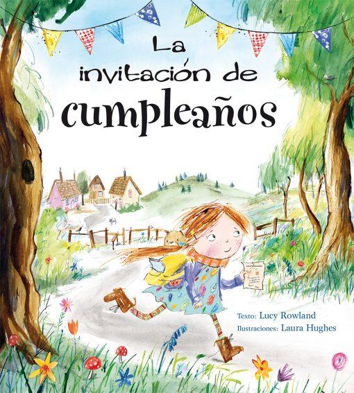 LA INVITACION DE CUMPLEANOS_Cubierta.indd