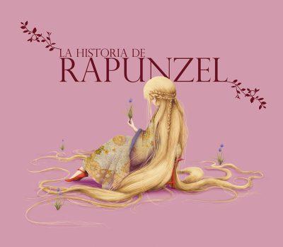 La historia de Rapunzel_CUBIERTA.indd