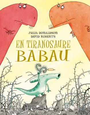 En Tiranosaure Babau_COBERTA.indd