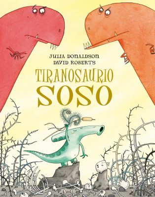 Tiranosaurio Soso_CUBIERTA.indd