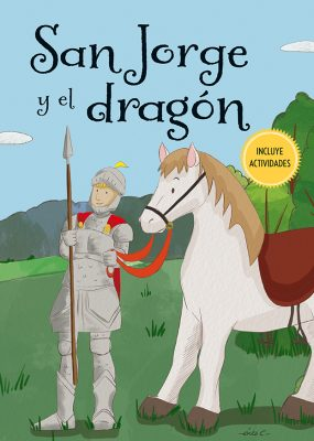 San Jorge y el dragon_CUBIERTA.indd