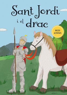 Sant Jordi i el drac_COBERTA.indd