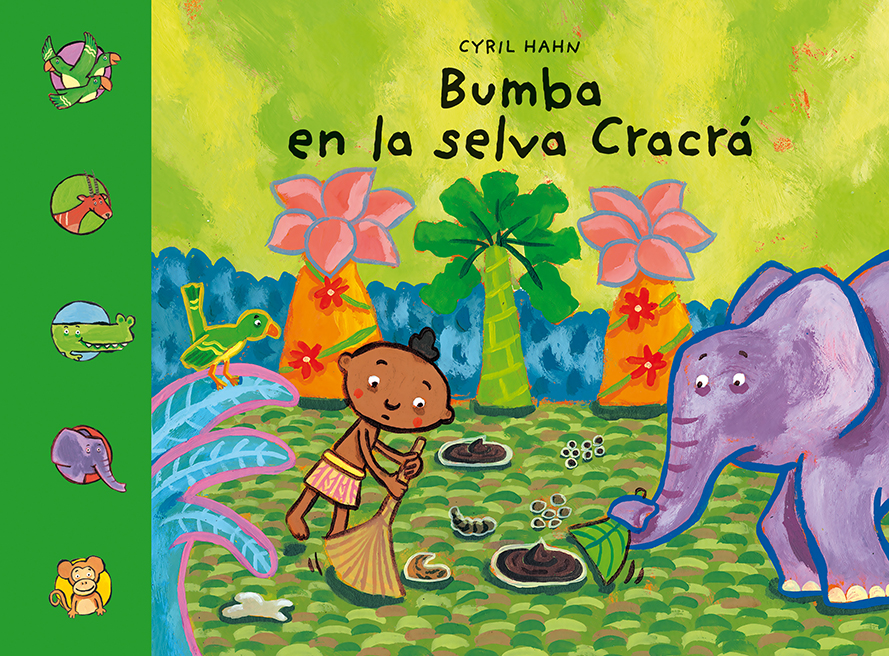 Bumba en la selva Cracrá
