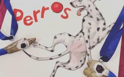 """Perros"", premio de álbum ilustrado En el retiro"